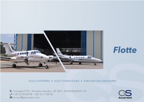 Catalogue Flotte GS Aviation